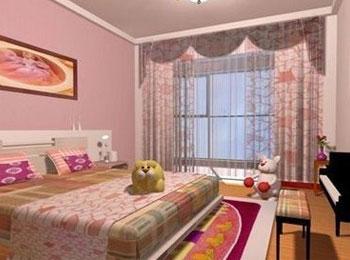 女性卧室装修风格与色彩搭配