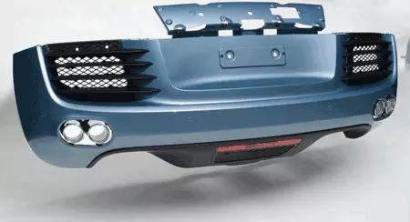 全新汽车保险杠底漆 助力涂料性能与环保提升