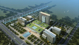 三棵树工程 以人为本,助力绿色医院健康升级